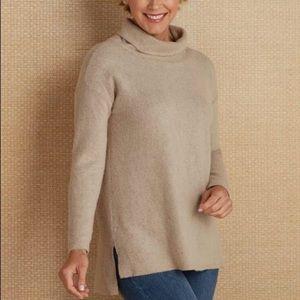 Soft Surroundings Sullivan knit pullover top